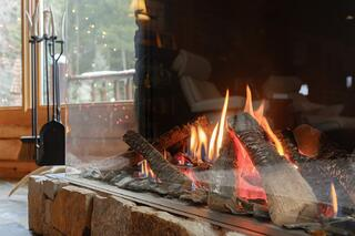 European Home/ All Seasons Fireplace