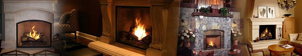 Glass Fireplace Doors – All Seasons Fireplace – Twin Cities MN