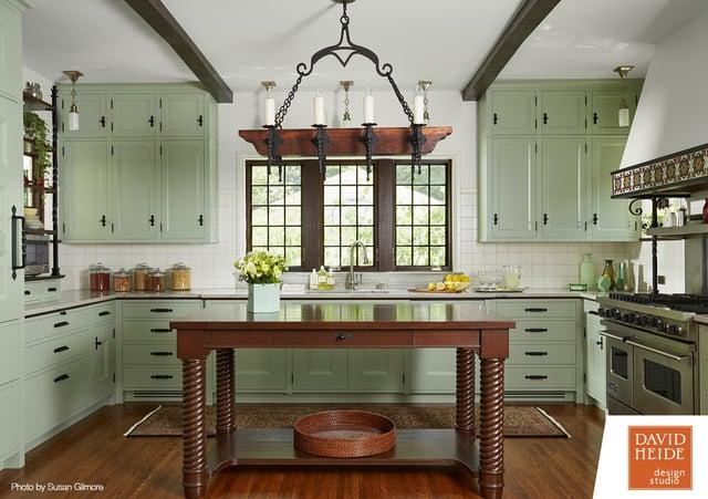 Kitchen Design by David Heide Studio