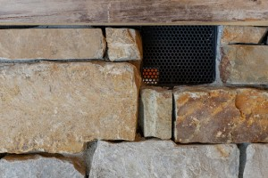Heat Register for Fireplace