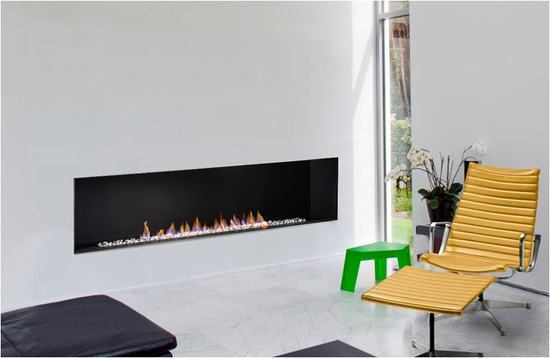 European Home Vent Free Fireplace