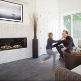ASF valor linear fireplace