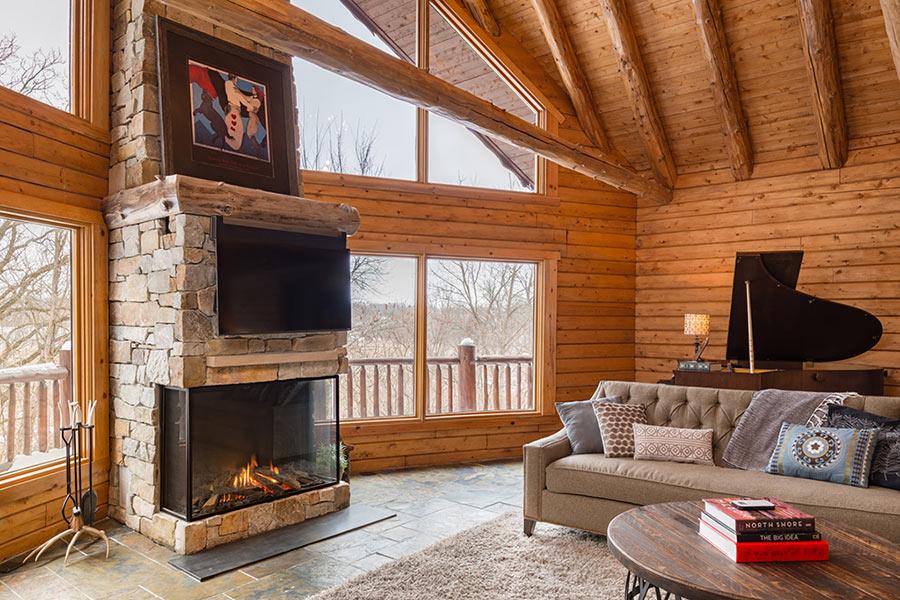 Fireplace Minnesota
