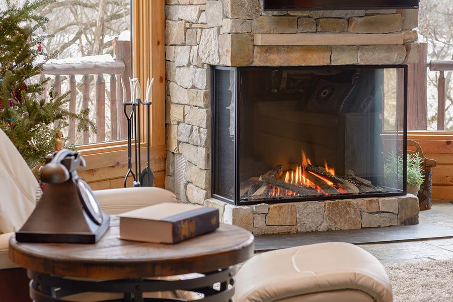Fireplaces St Paul