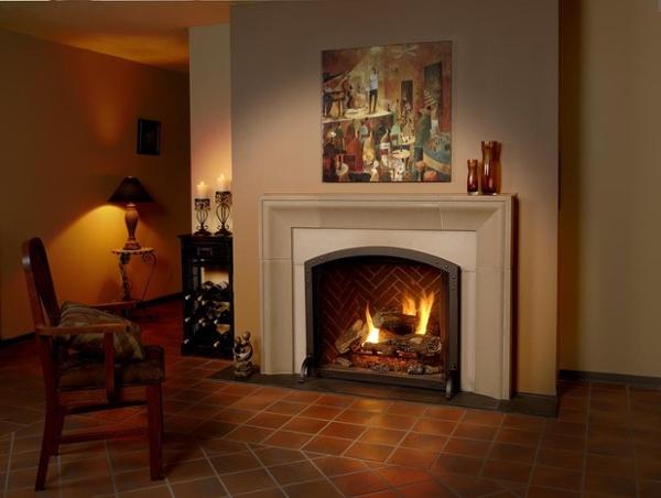 Fireplaces St Paul